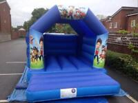 Mighty bouncy castle hire