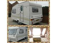 Abbey gts 2 birth lightweight caravan 💖