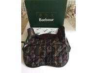 BARBOUR DOG COAT. SIZE SMALL