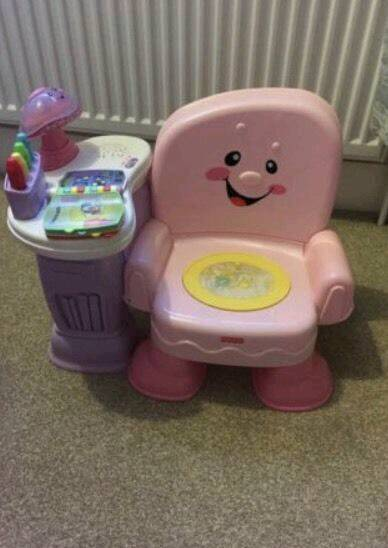 Activity chairin Brick Lane, LondonGumtree - Fisher price in good condition all working only collection