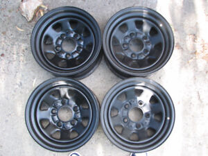 16 x 8 RIMS 5 - 5 1/2 BOLT PATTERN