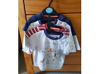 Baby boys first size/0-3 clothes bundle
