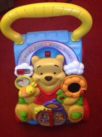 Vinie the pooh activity walker