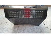 Cooker hood extractor fan