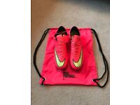 Nike Mercurial Vapor ACC FG Football Boots - UK 10 - Nearly New - £30