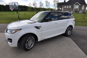 2014 Range Rover Sport V8 Supercharged Autobiography