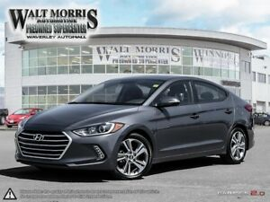 2017 Hyundai Elantra SE: ACCIDENT FREE, LOCAL PRAIRIE VEHICLE