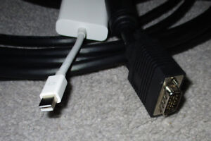IMAC to TV cable  connection