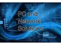 PC and Network Solutions I.T Support