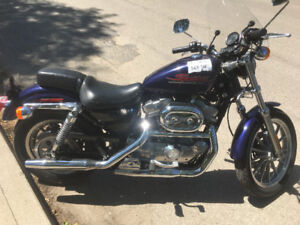 Like new 2000 Sportster