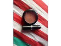 Mac blush and lipstick £10
