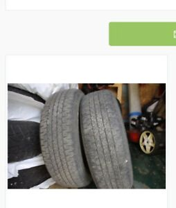 FS: 4 All season Tires 195/65/15