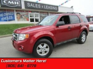 2009 Ford Escape XLT  FRONT WHEEL DRIVE, V6, ALLOYS