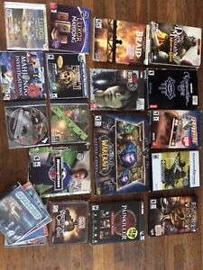 LOT OF PC GAMES!!