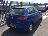 2003 Seat Ibiza 1,4 litre 3dr 2 owners