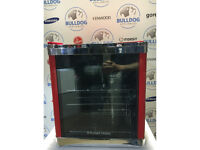 Russell Hobbs RHGWC1R Glass Door Drinks Cooler - Red