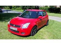 Suzuki Swift 1.3 GL - 5 Door Hatchback Red