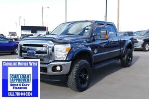 2014 Ford F-350 Lariat   Heated/AC Leather   Touch Screen  