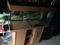 Juwel Rio 180L Aquarium Fish Tank with Stand and Filter