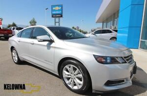 2016 Chevrolet Impala LT 2LT | Alloys | Back-up Camera