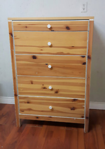 IKEA Highboy Dresser *Delivery Available*