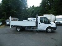 2013 Transit 13ft Alloy dropside Tail lift