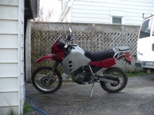 2006 KLR 650 - Customized and Upgraded for Touring