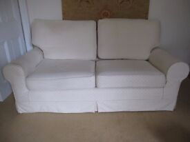 Laura Ashley Settee and Chair