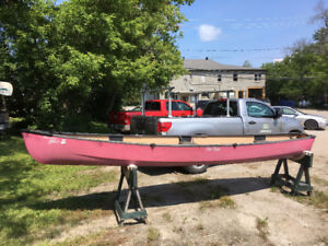 **NEW PRICE** Old Town Discovery 184 Square Back, Kicker Ready