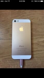 Gold 16GB iPhone 5s.
