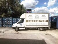 MAN AND VAN Home Business Removals 24/7 UK INTERNATIONAL