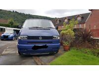 VW T4 transporter 19.td 2000 camper/van