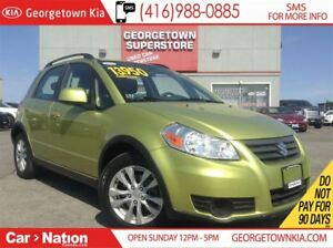 2013 Suzuki SX4 JX | ALL WHEEL DRIVE | TOUCH SCREEN | LOW KM |