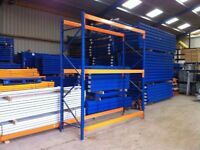 KS HILO HEAVY DUTY INDUSTRIAL COMMERCIAL WAREHOUSE LONGSPAN PALLET RACKING BAY