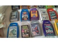 Top trumps 2.50 a pack or 3 for 5.00