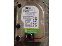 WESTERN DIGITAL GREEN POWER WD15EVDS - 1.5TB SATA HARD DRIVE