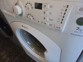 HOTPOINT 7 KG WASHING M ,,,WARRANTY,,,, FREE DELIVERY