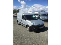 2013 VAUXHALL COMBO ECO FLEX##1 OWNER FROM NEW##