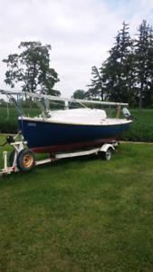 Oday Mariner sailboat 1968