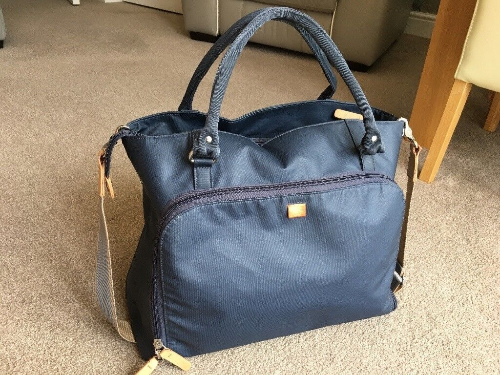 Pacapod Mirano changing bag in navy