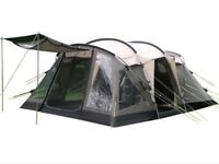 Royal Tokyo 6 tent with footprint,carpet and add on room