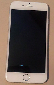 BRAND NEW SILVER IPHONE 6 - 16GB NEVER USED!