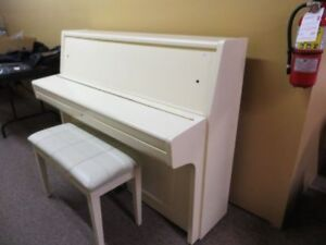 Piano Online Auction Closes Tuesday August 15th @ 6pm!