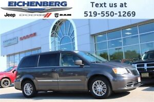 2015 Chrysler Town & Country Touring-L *DVD ENTERTAINMENT*