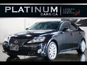 2010 Lexus IS IS250 AWD, SUNROOF,