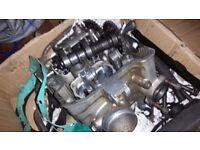 Drz 400 engine parts&exhaust