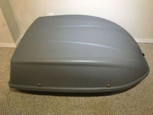 Car roof box - similar to Thule Yakima Sport Rack carrier