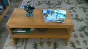 Well built 1970's coffee table