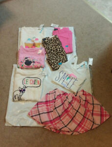 Children's Place Outfits (Size 4)