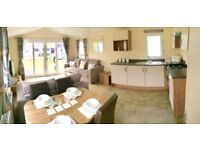 REDUCED BRAND NEW STATIC CARAVAN FOR SALE, 2017 SITE FEES INCLUDED. 11 MONTH SEASON. NORFOLK COAST